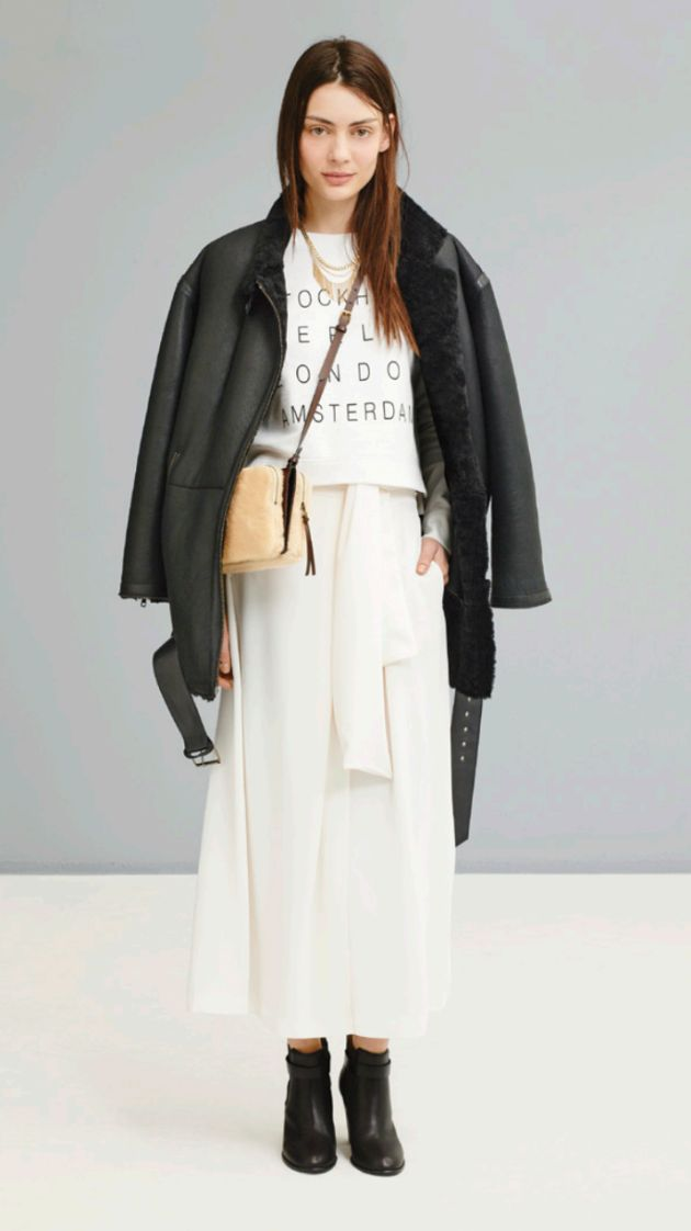Exclusive: Check Out Madewell's Fall 2014 Lookbook - Fashionista