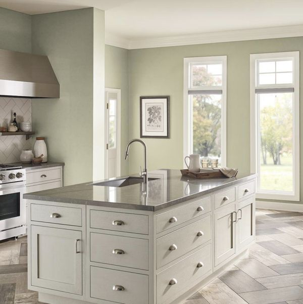 Behr Back To Nature Paint Color Color Of The Year 2020 Interior Paint Kitchen Paint Colors Kitchen Colors