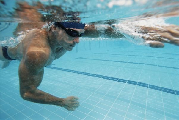 The Best Dryland Workouts for Female Swimmers