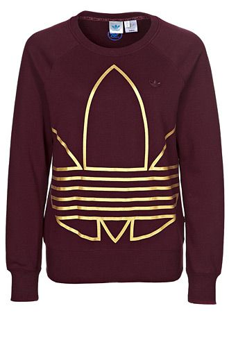 I want! Adidas Originals Sweatshirt