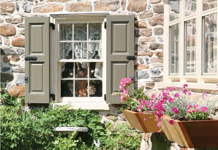 Best 25 Outdoor Window Trim Ideas On Pinterest Diy