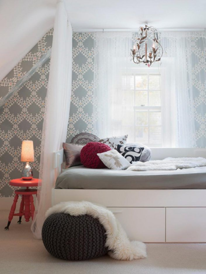17 Best Ideas About Girls Loft Bedrooms On Pinterest