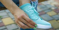 Tα αθλητικά παπούτσια είναι πάντα χρήσιμα για εξορμήσεις, πεζοπορίες, τρέξιμο στη φύση και άλλες αθλητικές δραστηριότητες. Πώς θα καταφέρετε να καθαρίσετε