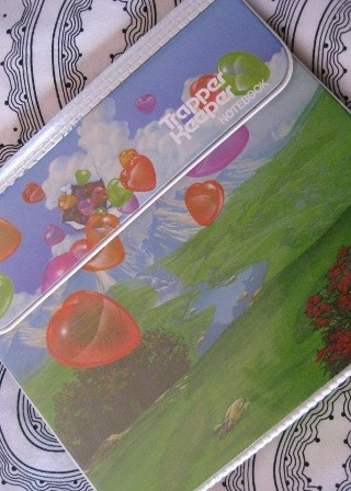 the Trapper Keeper was new?