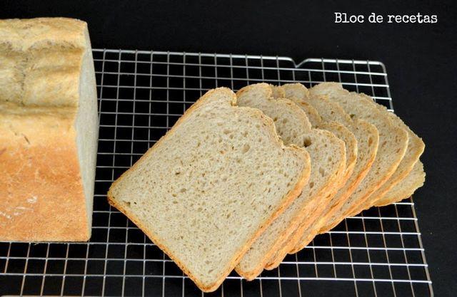 Pan de trigo y avena