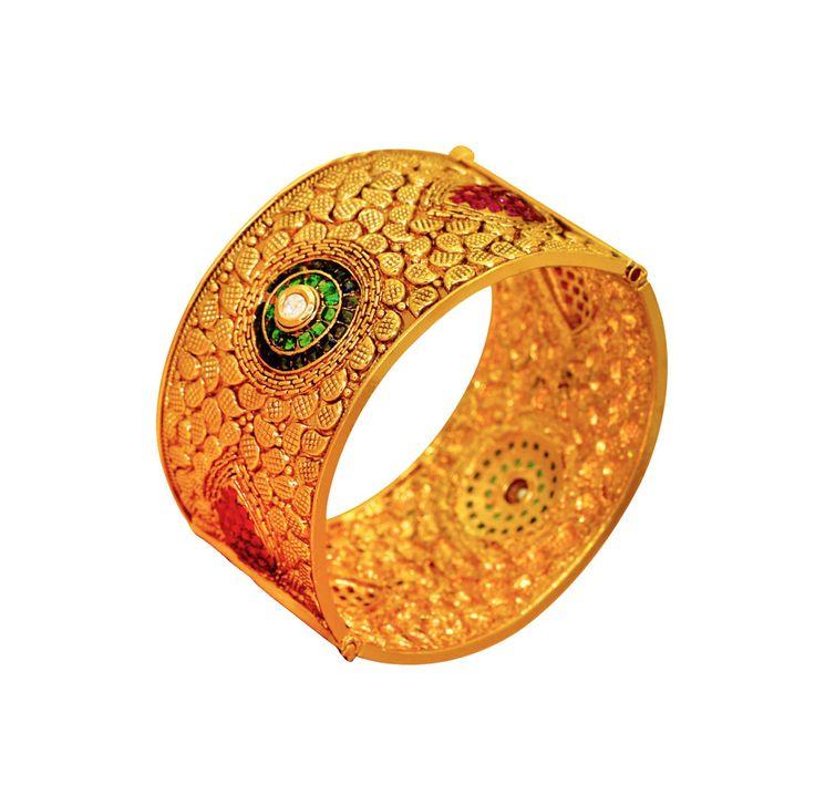 Red Green Stone Gold Plated Single Bracelet Size 2.4, online-muoti korut, tukku muoti korut, online intialainen korut, tukkupuku korut, online-korut ostokset, online-korumyymälät, osta online-korut, halvat pukukorut, online keinotekoiset korut, tekokukut online-ostoksia, korvakorut verkossa, tukku muotiasusteet, intialaiset muoti korut, halvat muoti korut, naisten korut, verkkokaupoissa korut, muoti korut myymälät, puku korut tukku, korut verkkokaupoissa, online-muoti korut, online-puku…