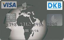 DKB Kreditkarte beantragen