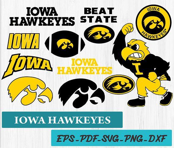 Pin On Iowa Hawkeyes Stencil