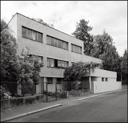Josef Gočár @ House Kytlica [1932-1933] | BaBa # 31