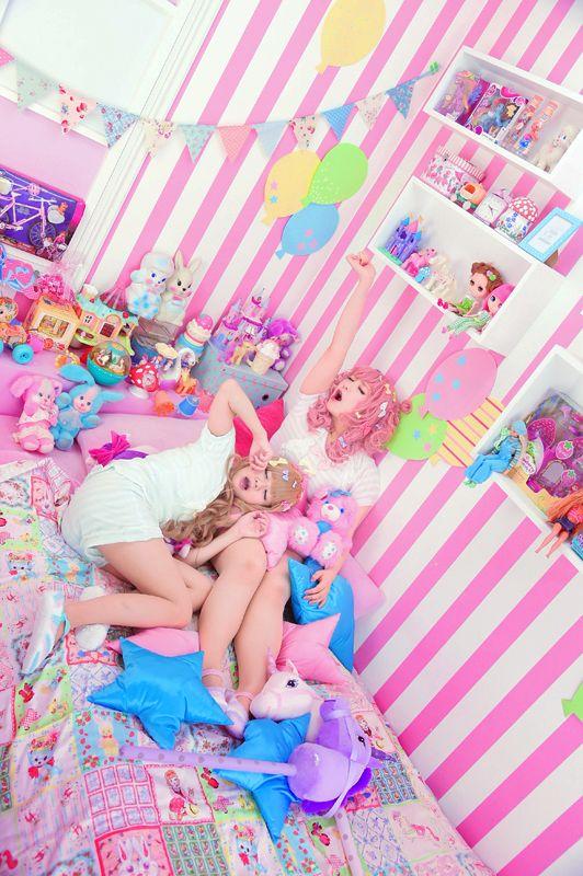 kawaii#room