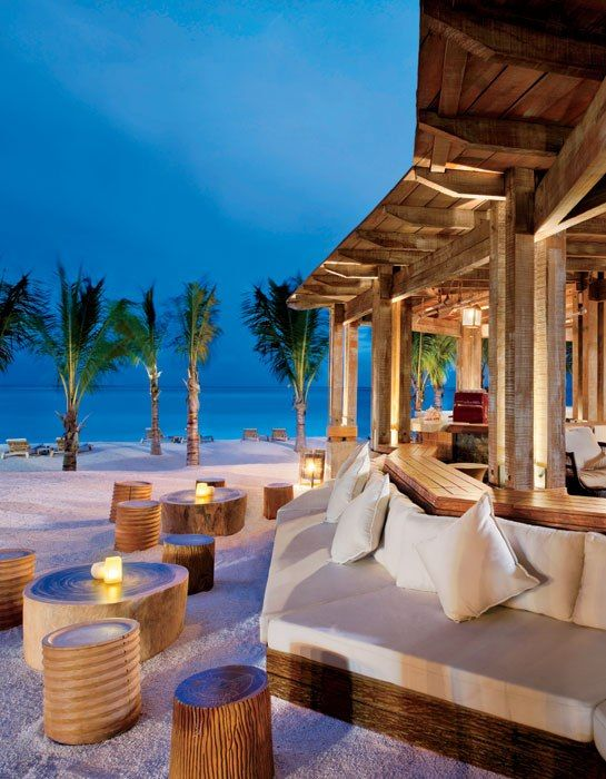 The St. Regis Mauritius Resort, off Madagascar.
