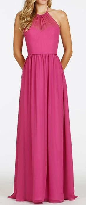 Jim Hjelm Occasions Bridesmaid Dresses. Love the simplicity, and I feel these would flatter everyone...