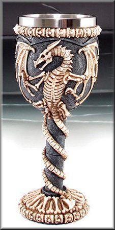 ✯ Dragon Bone Goblet ✯