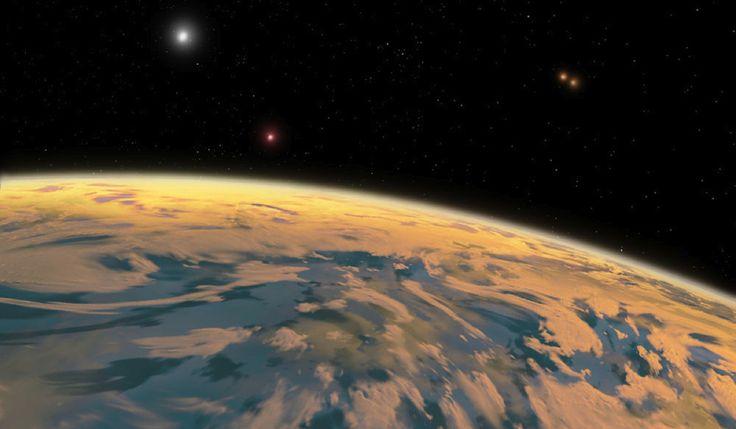 Unprecedented: Amateur astronomers discover a planet with four suns http://io9.com/5951865/unprecedented-amateur-astronomers-discover-a-planet-with-four-suns
