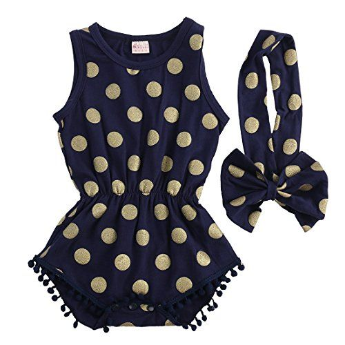 Baby Girl Clothes Gold Dots Bodysuit Romper Jumpsuit One-... https://smile.amazon.com/dp/B01H3HYYUE/ref=cm_sw_r_pi_dp_x_2R79xbHATDPCQ