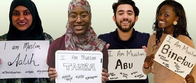 Pennsylvania Muslim Students Share Culture | About Islam ?