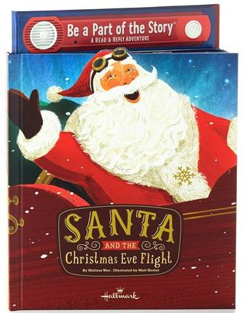 Hallmark Ticklish Goofy & Santa Storybook Canada Only 12/19