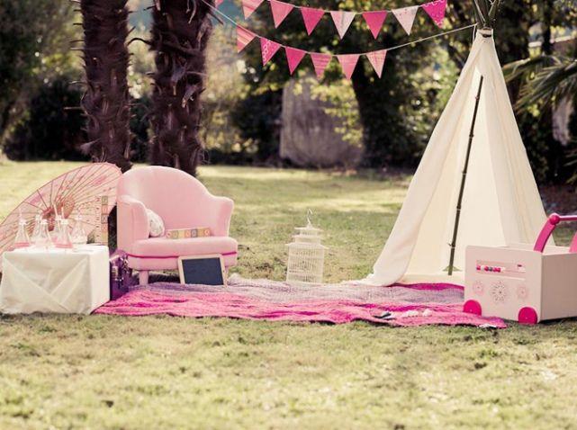 mariage champetre campagne espace enfant