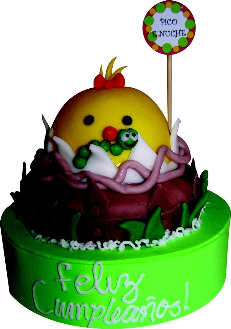 Pollito Cake