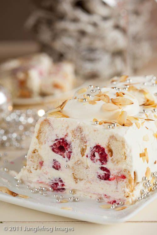 Mascarpone raspberry trifle.That looks so yummy.Please check out my website thanks. www.photopix.co.nz