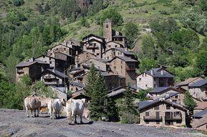12 pueblos congelados en la Edad Media en Cataluña (Parte 2) - Viajes - 101lugaresincreibles -