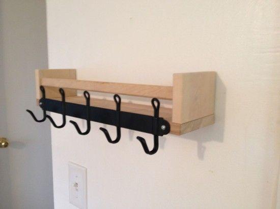 Gewürzregal Von Ikea Spice Rack Bekväm Und Holz: 25+ Einzigartige Schlüsselbrett Ikea Ideen Auf Pinterest