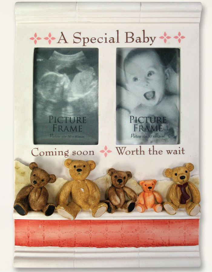 Coming Soon Baby Picture Frame