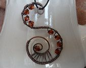 Handmade jewellery by BeaArtistic  https://www.etsy.com/your/shops/BeaArtistic/tools/listings/218869098