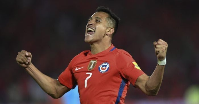 Alexis Sanchez did not just make the headline for stabbing home Chiles sixth minute goal against Germany he also made history as his countrys all-time top-scorer.  The Arsenal most valuable player got his 38th international goal in Thursdays 1-1 draw with Germany at the Confederations Cup in Russia.  The Gunners star voted man of the match wrote himself into the record books by capitalising on an early mistake in the German defence.  However Lars Stindl netted his second goal of the…
