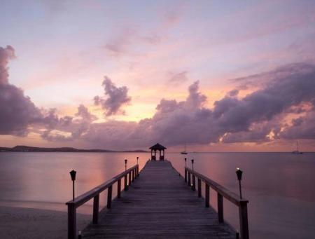 #Jumby Bay #Antigua