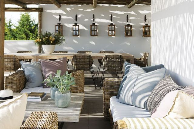 CHIC COASTAL LIVING: Western Cape, South Africa Beach House
