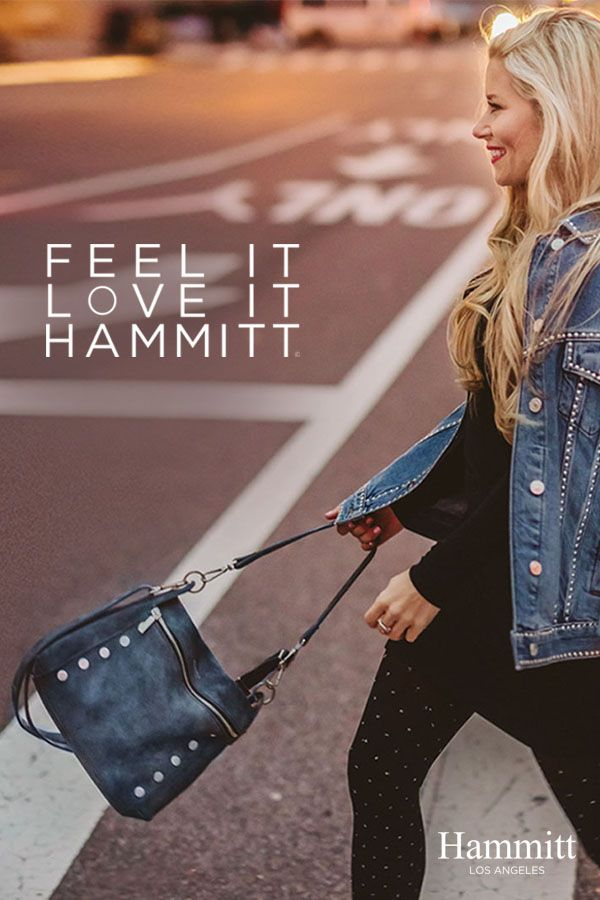 Beautiful Functional And Crafted With Care Every Hammitt Bag Is Designed With You In Mind Hammitt Bag Fashion Handbags Denim Bag