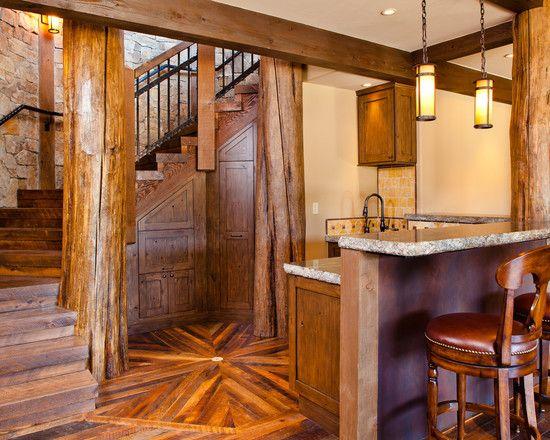44 best images about wood timber pendant lights on pinterest lighting design diy wood - Wood bar designs ...