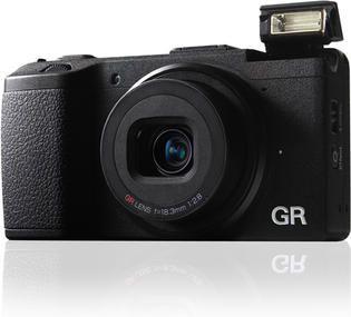 The New Ricoh GR Digital Camera | BH inDepth