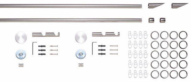 Gardinenstange Tom O 20 Mm 1 Laufig Wunschmasslange Decor Home Decor Lighting