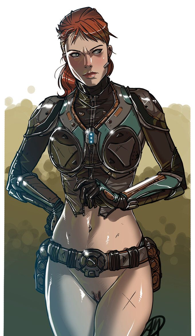 gears of war nude females