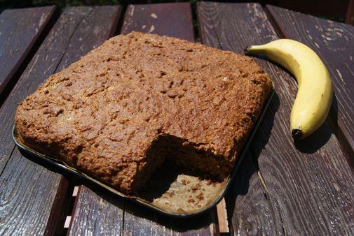 Ciasto kokosowo-bananowe
