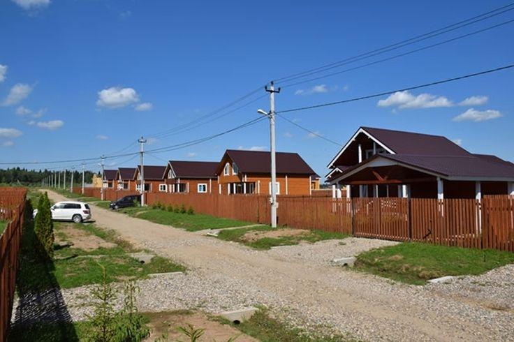 Коттеджный поселок Долматово  Цена участка от: 0 руб.