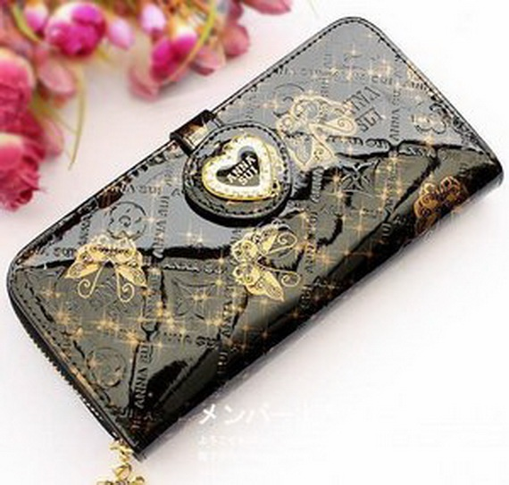 Anna Sui Wallet Collection 2012