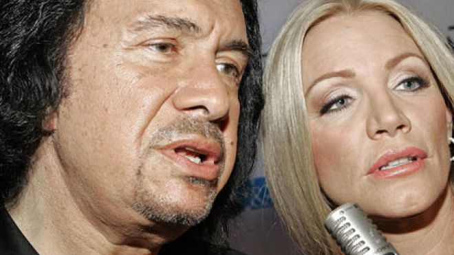 In 2008, a sex tape of Gene Simmons from KISS leaked with a woman that wasn't Shannon Tweed, his long-term girlfriend and mother of his two children. It is unclear as to how the taped leaked but some believed it to be a publicity stunt for his reality show Gene Simmons 'Family Jewels'. The woman in the video is 'Elsa,' a spokeswoman for an energy drink that Simmons was promoting.