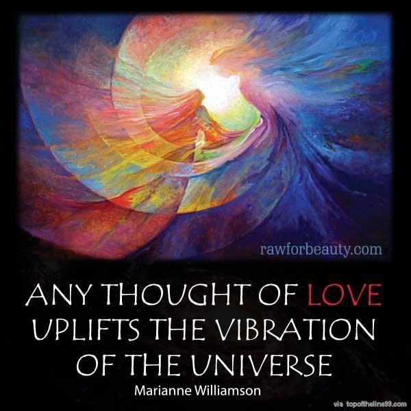 Positive Spiritual Energy Quotes: Enchanted Love Marianne Williamson Quotes. QuotesGram