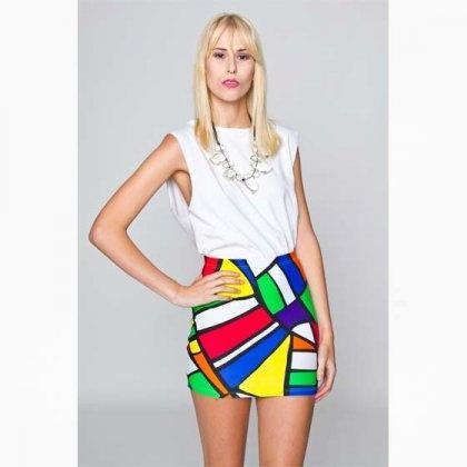 Avant Garde skirt
