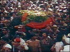 30 May, 1981 ♦ Bangladeshi president assassinated