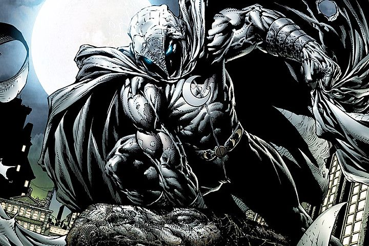Marvel's 'Moon Knight' Reportedly in Development at Netflix