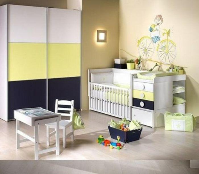 Cute Babyzimmer Set gro er wandschrank drei farben