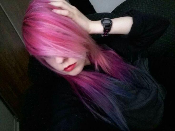 Viro Psycho  pastel hair