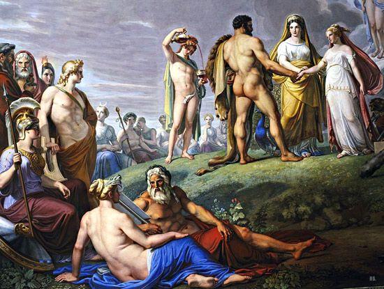 Romano Impero: GLI DEI ROMANI