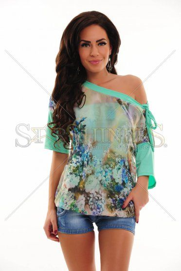 Bluza MissQ Bright Fire Green