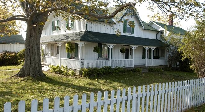 Anne of Green Gables Home