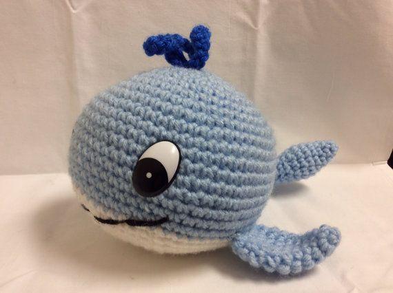 17+ ideas about Crochet Whale on Pinterest Crochet toys ...